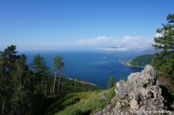展望台「カーメン・チェルコヴォ」の岩の画像