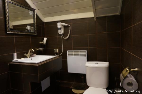 ホテル「マルーシャ」洗面台画像
