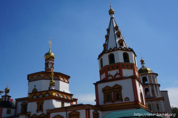 バガヤヴレーンスキー聖堂外観画像