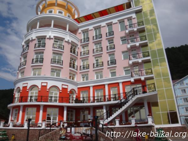 バイカル湖ホテル・マヤーク画像