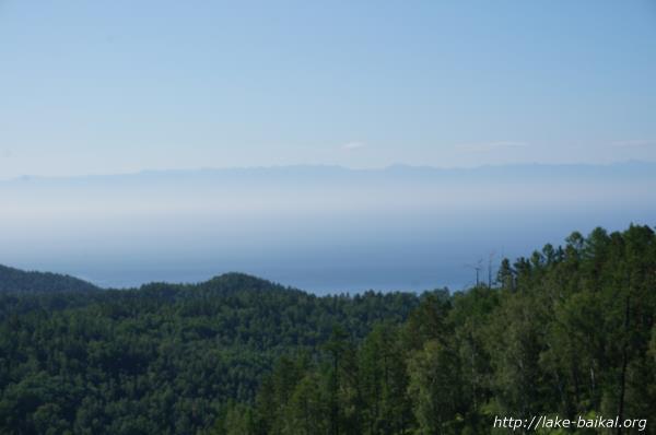 バイカル湖展望台「カーメン・チェルコヴォ」からの絶景写真