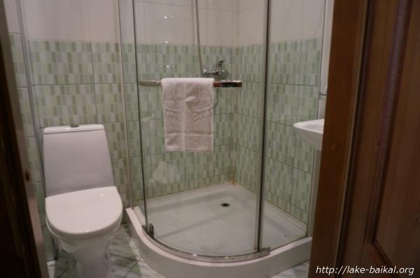 「レジェンド・オブ・バイカル」風呂場・トイレ画像