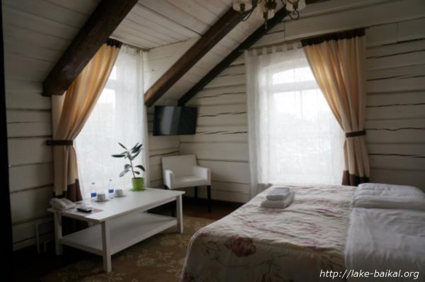 ホテル「マルーシャ」室内画像