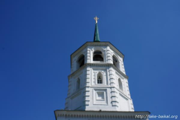 スパスカヤ教会外観画像