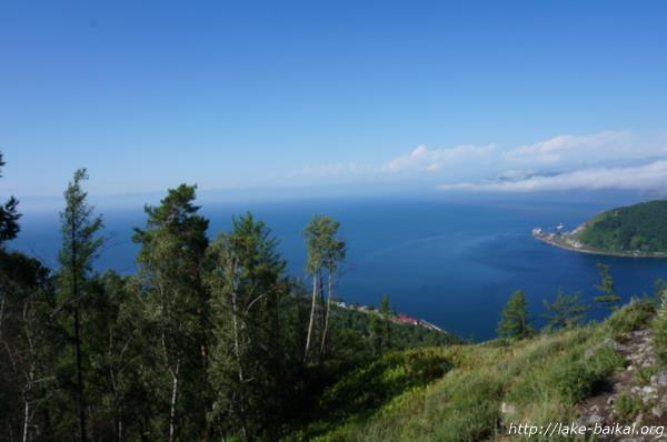 バイカル湖画像